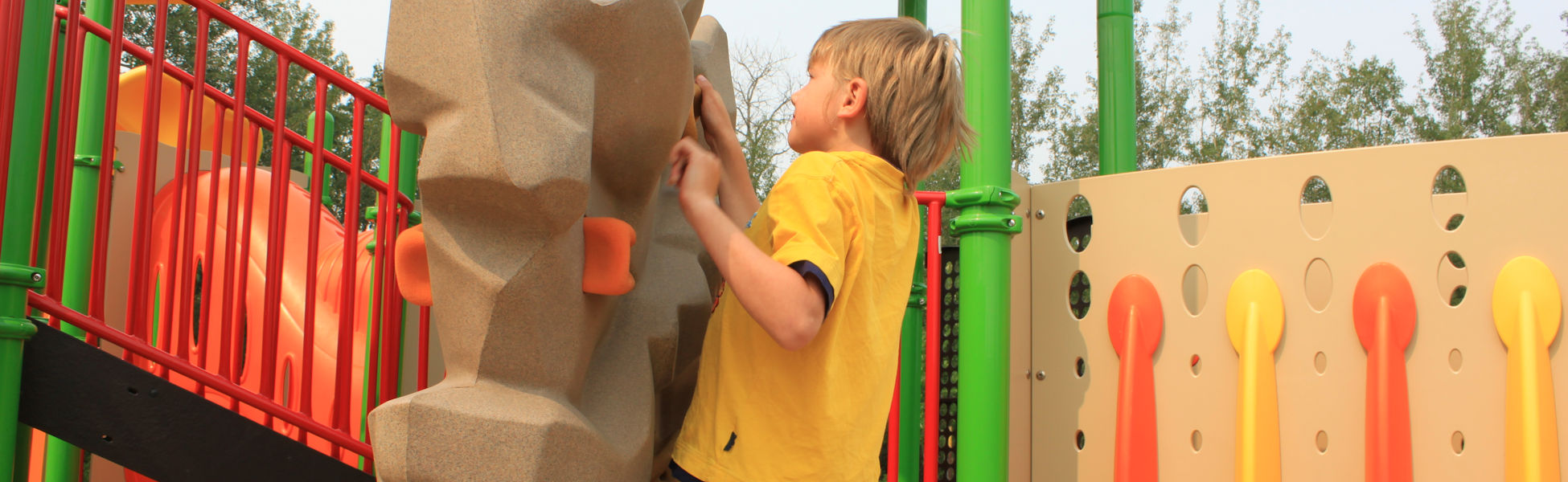 kid climb