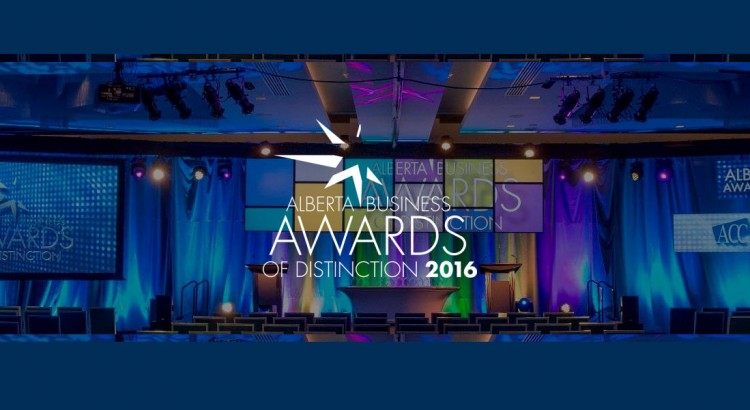 Alberta business awards